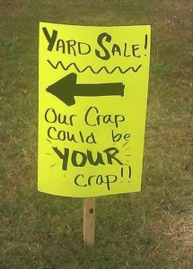 How to sell stuff on Craigslist: better than a yard sale