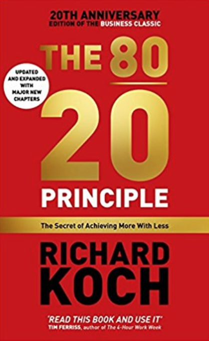 80/20 Principle Book Cover