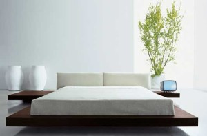 Steps to minimalism: a minimalist bedroom, free of distractions