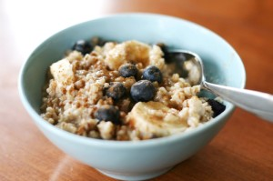 Why oatmeal is good for you: it's simple to make